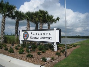 sarasota national cem sign