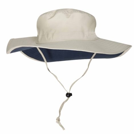 Stone with Navy Adventure Hat